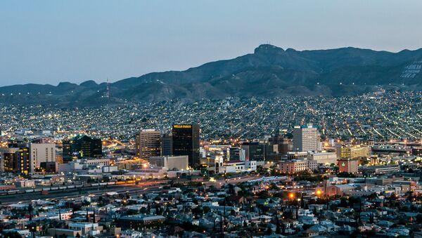 El Paso, Texas  - Sputnik France