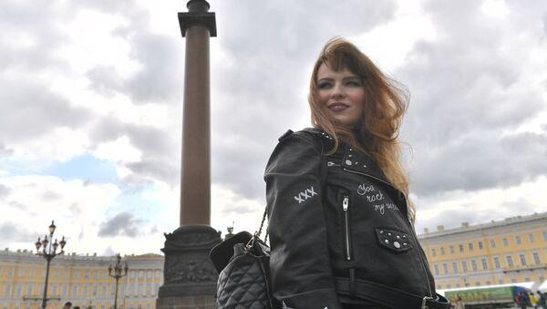 Le festival motocycliste St. Petersburg Harley Days - Sputnik France