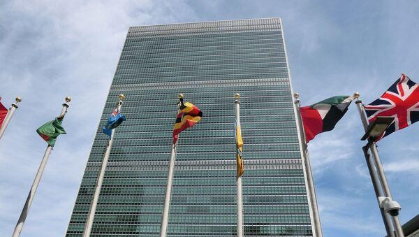 Штаб-квартира ООН в Нью-Йорке - Sputnik France
