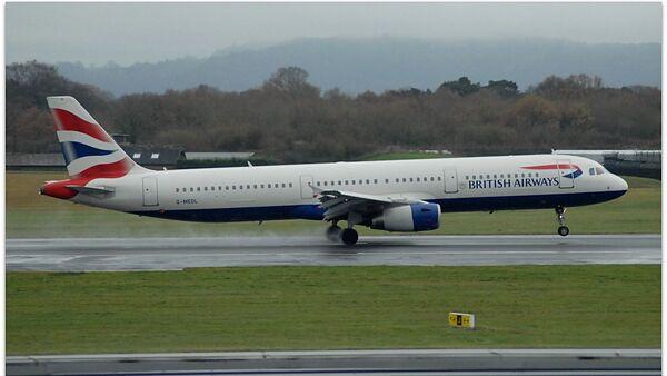 Un Airbus A321 de British Airways - Sputnik France