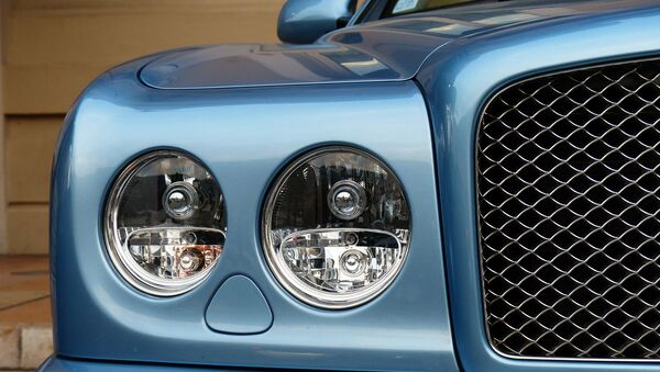 Bentley  - Sputnik France