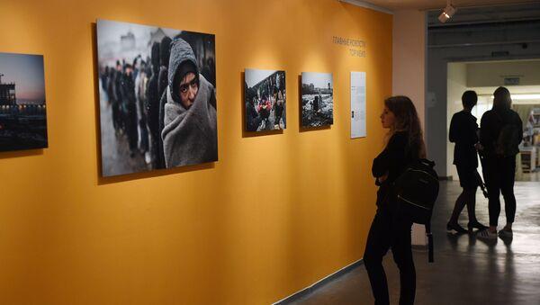 Le concours international de photojournalisme Andreï Stenine - Sputnik France