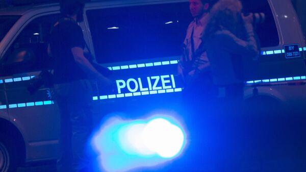 Police allemande (image d'illustration) - Sputnik France