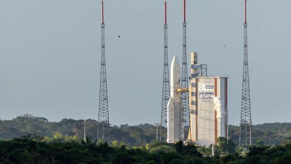 Lancement d'une fusée Ariane 5, archives - Sputnik France