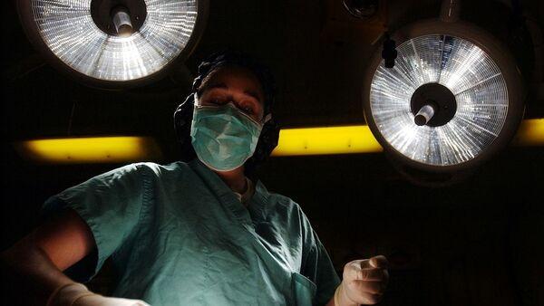 Un médecin - Sputnik France