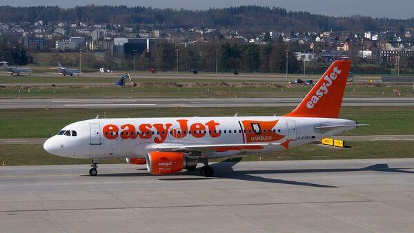 Avion d'easyJet - Sputnik France