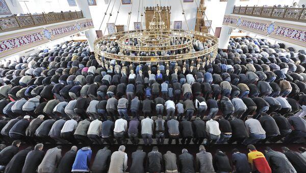 Musulmans en Allemagne (image d'illustration) - Sputnik France