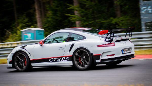 Porsche, image d'illustration - Sputnik France