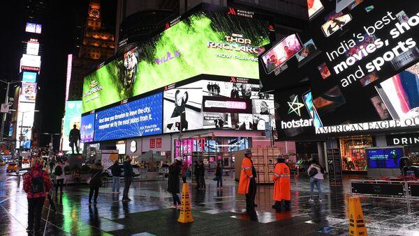 Times Square (image d'illustartion) - Sputnik France