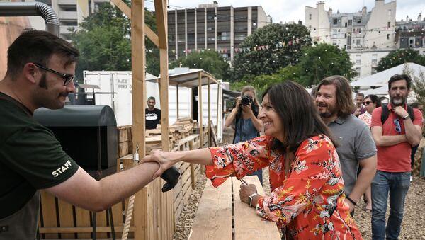 Anne Hidalgo, le 20 juillet 2019 à Paris  - Sputnik France
