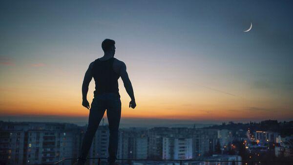 Homme silhouette - Sputnik France