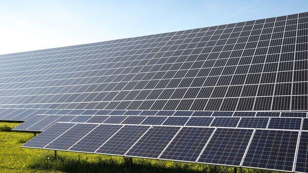 Panneaux solaires - Sputnik France