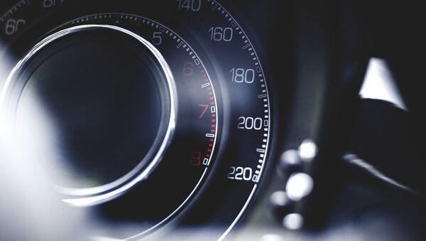 Indicateur de vitesse (image d'illustration) - Sputnik France