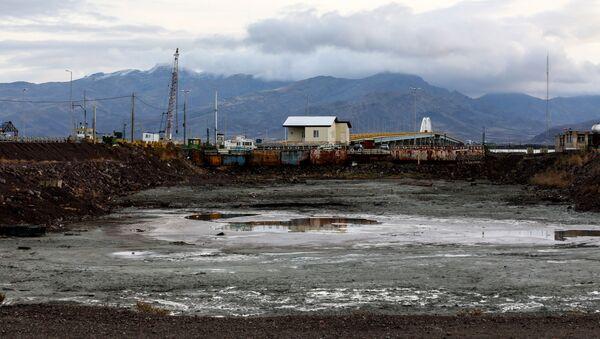 Lac d'Ourmia, dans le nord-ouest de l'Iran - Sputnik France
