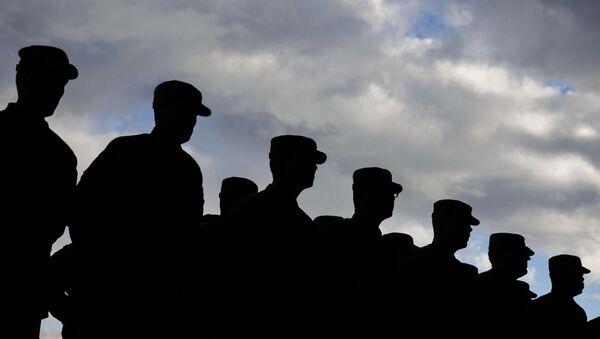 Soldats US en Allemagne - Sputnik France
