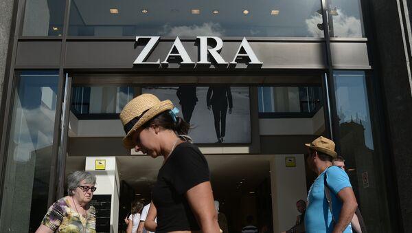 Una tienda de Zara en España - Sputnik France