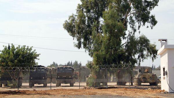 Des matériels russes à la base de Hmeimim en Syrie (archive photo) - Sputnik France