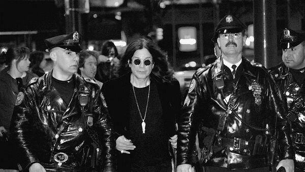 Ozzy Osbourne in Philly - Sputnik France