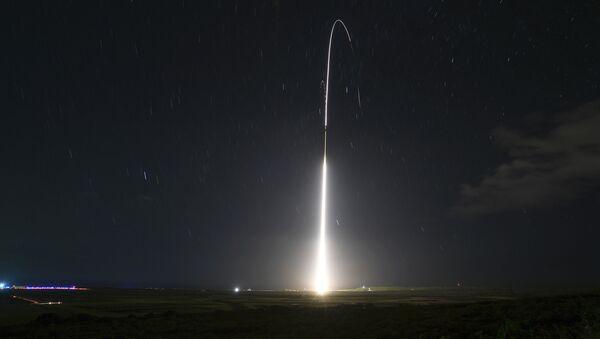 Lancement d'un missile - Sputnik France