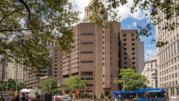 Metropolitan Correctional Center de Manhattan  - Sputnik France