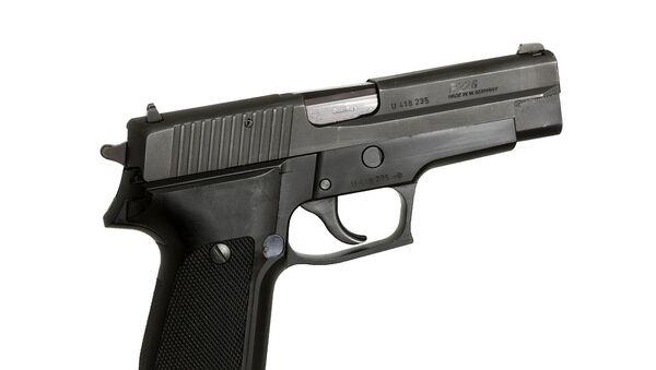 Un pistolet Sig Sauer  - Sputnik France