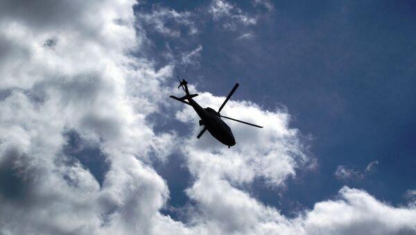 Un hélicoptère - Sputnik France