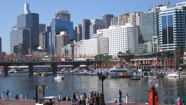 Sydney - Sputnik France