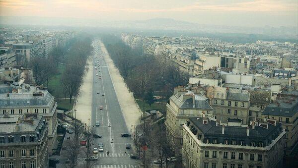 Avenue Foch à Paris (archive photo) - Sputnik France