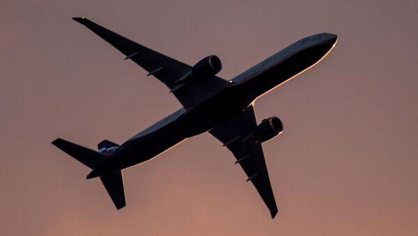 Boeing 777  - Sputnik France