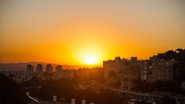 Haïfa, Israël - Sputnik France