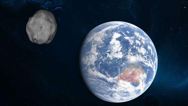 astéroïde Bennu (image d'illustration) - Sputnik France