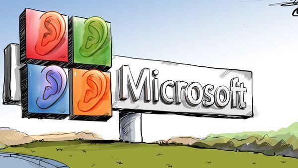 Microsoft (image d'illustration) - Sputnik France