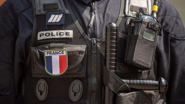 Un policier français (image d'illustration) - Sputnik France