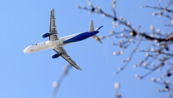 Airbus A321 - Sputnik France