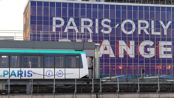 Aéroport Paris-Orly - Sputnik France