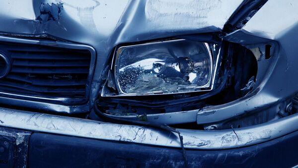 Broken Car - Sputnik France