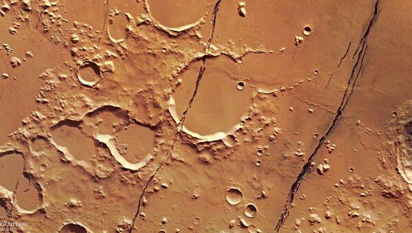 Марс - Sputnik France