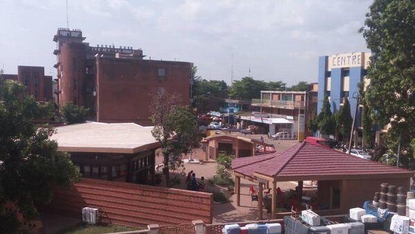 Centre-ville de Ouagadougou - Sputnik France