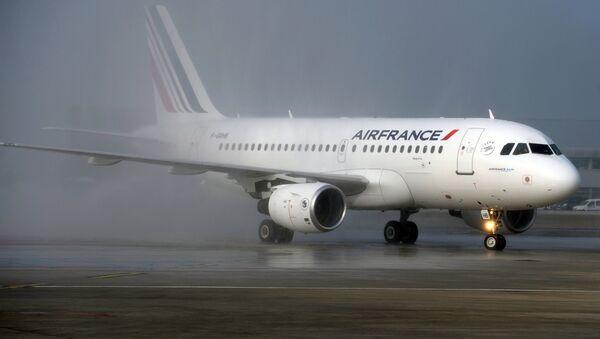 Un Airbus A319 de la compagnie Air France  - Sputnik France