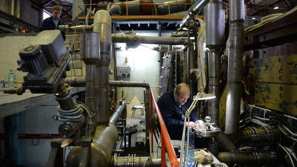 L'Institut de physique nucléaire Budker - Sputnik France