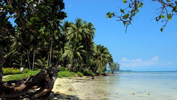 Les îles Salomon - Sputnik France