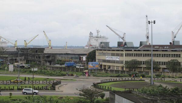 Port de Douala - Sputnik France
