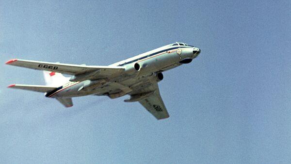 Un Tupolev Tu-124 (archive photo) - Sputnik France