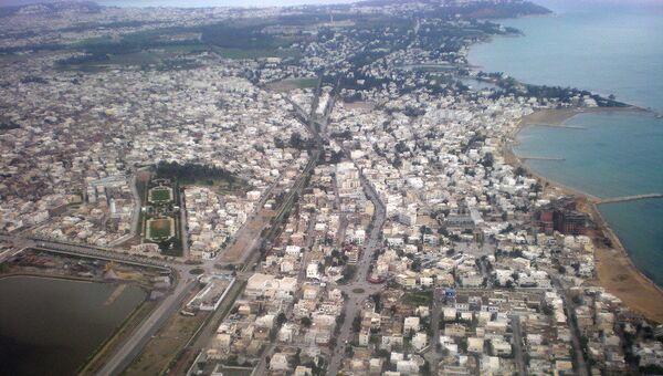 Vue Aérienne de la banlieue nord de Tunis - Sputnik France