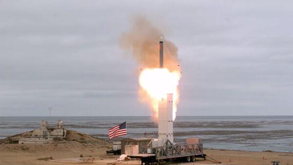 Les États Unis testent un missile de croisière basé au sol interdit par le Traité FNI - Sputnik France