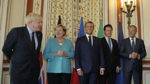 Le sommet G7 - Sputnik France