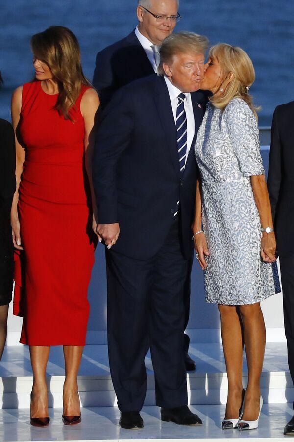 G7 ou G6 + 1? Bilan du sommet du G7 à Biarritz  - Sputnik France