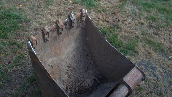 Une excavatrice (image d'illustration) - Sputnik France