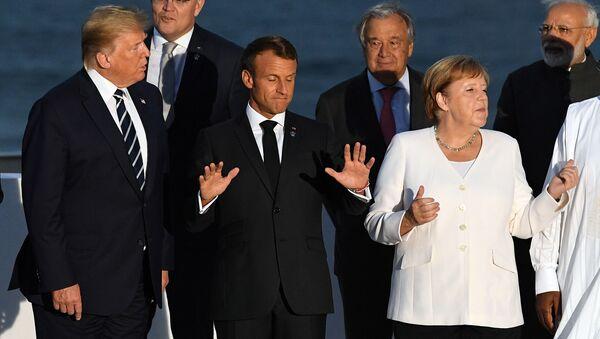 Sommet du G7 à Biarritz - Sputnik France