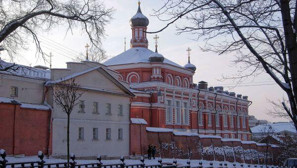 Couvent de la Nativité de la Vierge (Rojdestvenski) à Moscou - Sputnik France